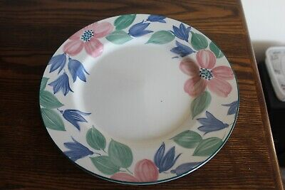 """Johnson Brothers Milano pattern 11"""" dinner plate (2)"""