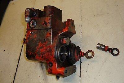 Case 1370 Tractor Brake Valve
