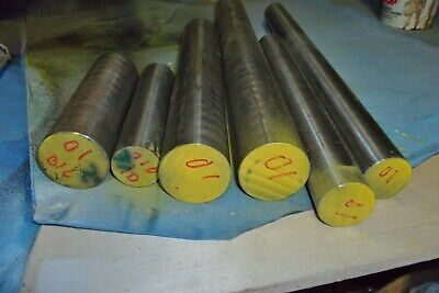 O-1 O1 Tool Steel Drill Rod Drillrod 2 Dia. X11 34 Long Usa-anneled.