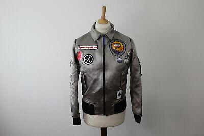 Hunter Silver Jacket size S