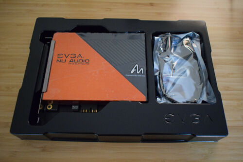 EVGA Nu Audio Pro Surround Add-on Card