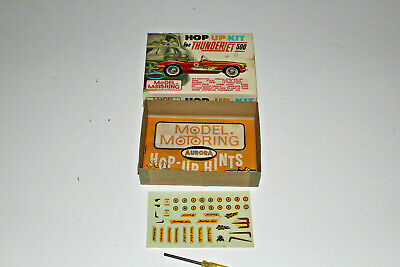 Aurora #1462 Hop Up Kits #2 ~ See Picture And Description