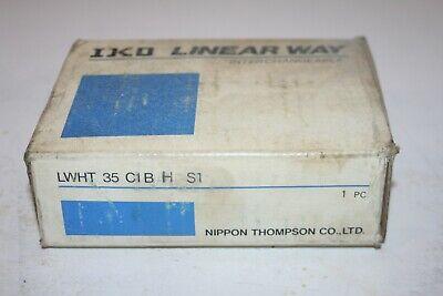 Iko Nippon Thompson Lwht 35 C1b H S1 Linear Bearing Block New