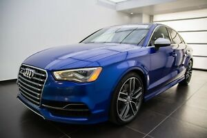 2015 Audi S3 magnetic Ride,B&O,LED Technik