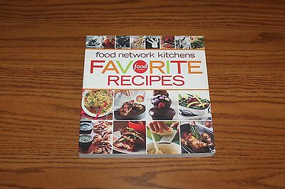 Food Network Kitchens Favorite Cookbook Recipes Pb 2008