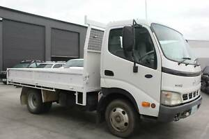 2003 Hino Dutro Tray Mowbray Launceston Area Preview