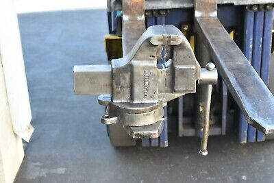 Columbian Combination Pipe And Bench Vise 203-12