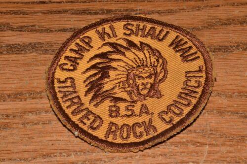 BOY SCOUT  CAMP KI SHAU WAU  50
