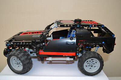 Lego Technic 8081 Extreme Cruiser Complete, with Instructions Limited Edition