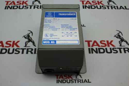 General Electric Transformer PH 1 Hz 60 TYPE-QB