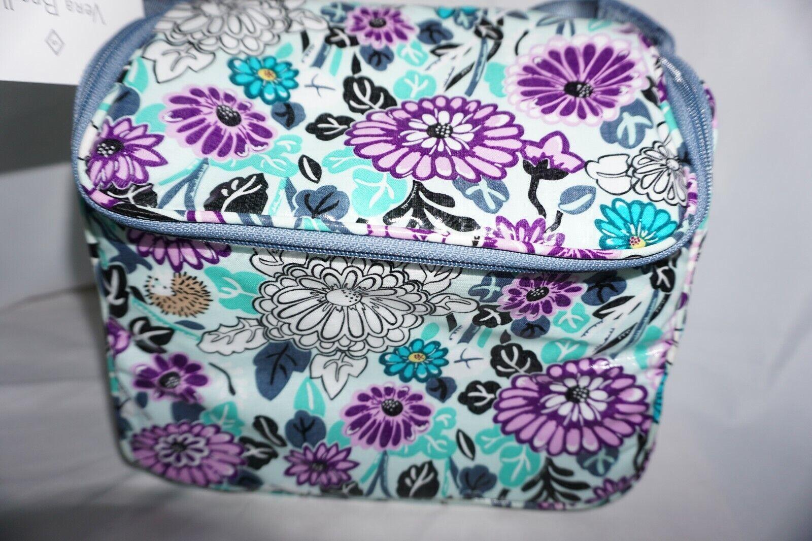 Vera Bradley Stay Cooler Insulated Lunch BAG PENELOPE'S GARD