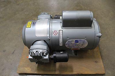 Nos Gast 5lca-23-m500x Air Pump W 34hp 34 Hp 115230v Volt 1ph Doerr Motor