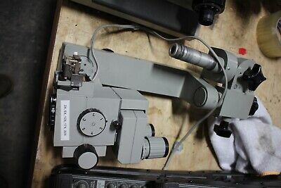 Zeiss Olympus Mocroscope