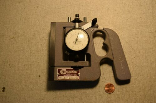 """Standard Gage Co. Versa-Dial Form Gage .0001"""""""