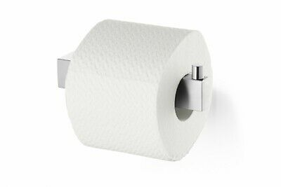 ZACK Edelstahl Toilettenpapierhalter LINEA matt WC Rollenhalter 40374