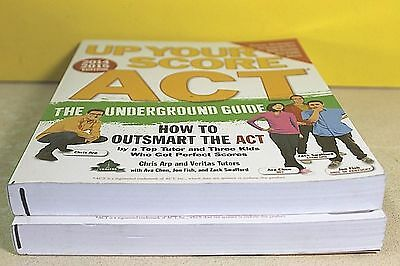 Up Your Score   Act   The Underground Guide  Paperback New