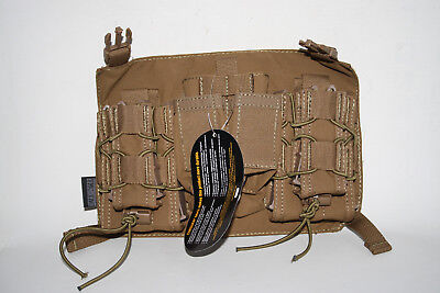 TMC Tactical Gear Airsoft Paintball Multicam Cordura Chest Organiser Ammo Pounch