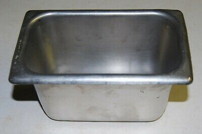 Steam Table Pan 6-78 Long X 4-14 Wide X 4 Deep