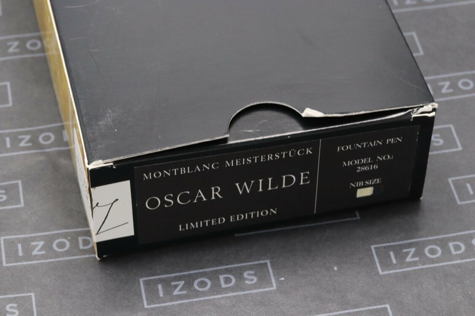 Montblanc Oscar Wilde Writers Limited Edition Mechanical Pencil 8