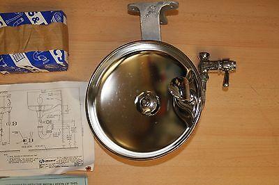 HAWS Edelstahl Trinbrunnen Wandmontage - Model 1121 - Drinking Fountain