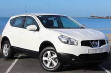 FROM $78 P/WEEK ON FINANCE*  2012 Nissan Dualis Wagon Parkdale Kingston Area Preview