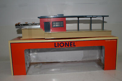 Used, LIONEL O SCALE #6-37964 ARCHIVE CRATE LOADER BUILDING, EXCELLENT, BOXED for sale  Shipping to United Kingdom