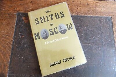 Used, Smith of Moscow by Pitcher, Harvey, 1st edition, dedication from the author  for sale  Shipping to South Africa