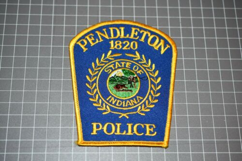 Pendleton Indiana Police Patch (US-Pol)