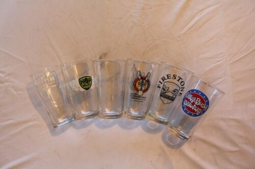 ONE DOZEN CRAFT BEER AND PUB GLASSES