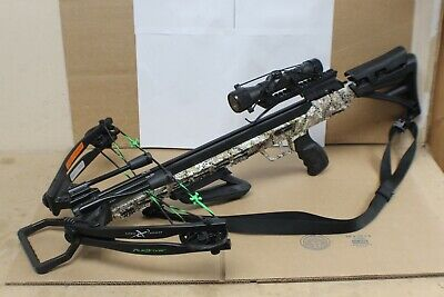 Carbon Express 20310 X-Force Piledriver Crossbow Camo Pattern