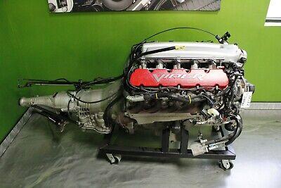2006 Dodge Ram SRT-10 Viper Truck Engine Transmission Package # 06382