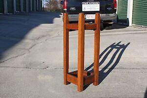 Gustav Stickley Furniture For Sale Gustav-Stickley-No-54-Mission-Oak-Arts-Crafts-Umbrella-Stand