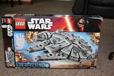 LEGO Star Wars 75105 Millennium Falcon 1329 pcs NEW