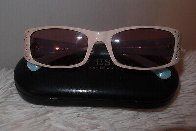 Designer Sonnenbrille Guess rosa Strass