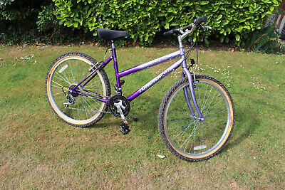 """Tundra Sapula Girls/Ladies 18"""" bike - used, collection only"""
