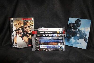Playstation 3 Games (PS3)