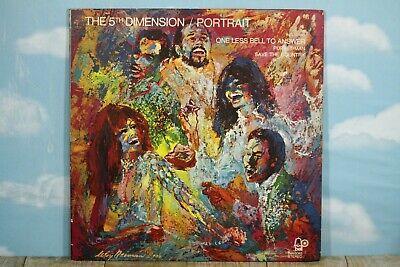 The 5th Dimension Portrait Vinyl Record Album LP Bell 6045 Funk Soul 1970 VG