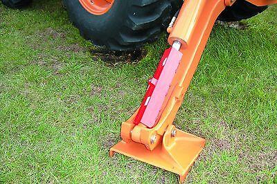 Stabilizer Lock Keyed For Outrigger Case Cat Caterpillar Deere Backhoe Security