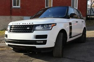 RANGE ROVER HSE SUPERCHARGED.RENT ME !! LOUE MOI!!