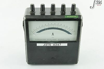 4347 Yokogawa Portable Dc Voltmeter 0-1000v 2011
