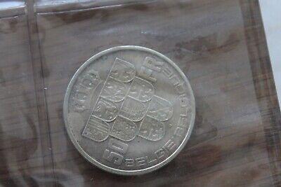 ancienne pièce de monnaie - BELGIQUE - 50 F 1940