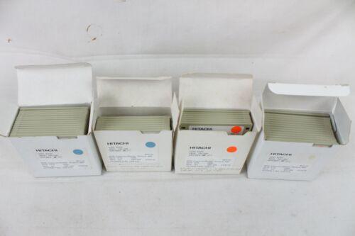 "42 Hitachi 3.5"" Floppy Disc Lot Diskettes System Type 5100 Lot 43302"