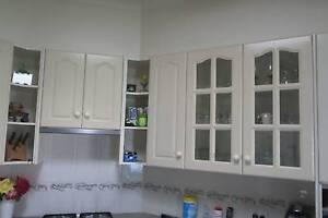 kitchen cupboard doors, benchtop,sink Dapto Wollongong Area Preview