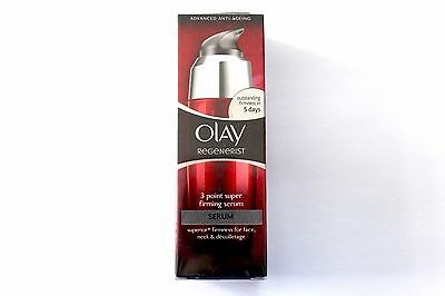 Olay Regenerist Advanced Anti-Ageing 3 Point Super Firming Serum - 50ml