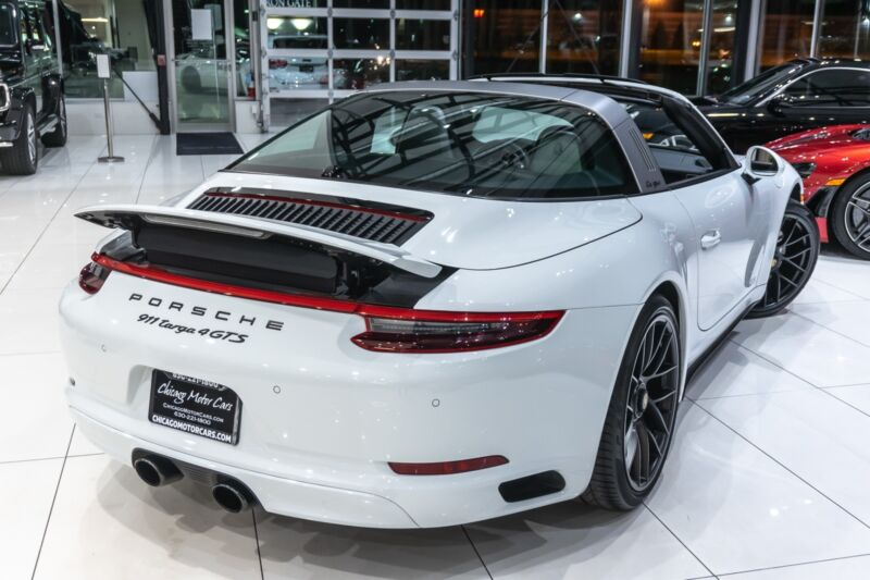 Image 15 Coche Americano usado Porsche 911 Targa 4 GTS 2018