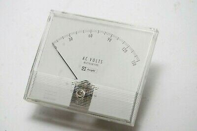 Knight Vintage Panel Meter Ac Volts Rectifier Type 0-150