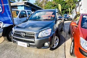2009 TOYOTA RAV4 CRUISER 4X4 • DRIVER AWAY • WARRANTY • FROM 79.31P/W Tweed Heads Tweed Heads Area Preview