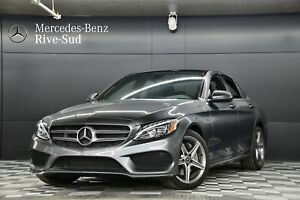 2018 Mercedes Benz C-Class C300 4MATIC, ENSEMBLE SPORT/ SPORTS P