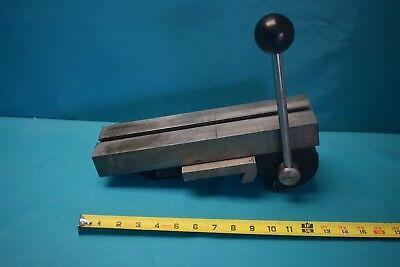 Used Hardinge Model E Lever Operated Cross Slide