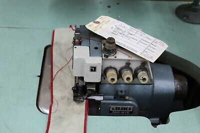 Juki Mo 8-16 Merrow Machine 5 Thread Tag 4760